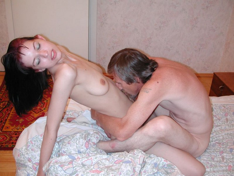 Young darkhaired girl glory hole 8